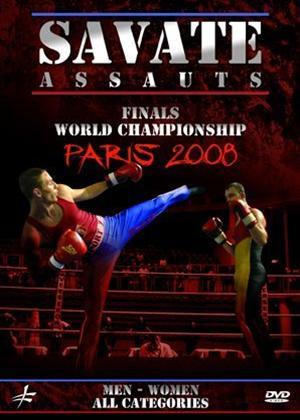 Rent Savate Assauts: World Championship Finals: Paris 2008 Online DVD Rental