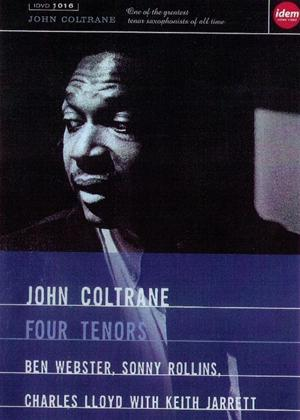 Rent John Coltrane: Four Tenors Online DVD Rental