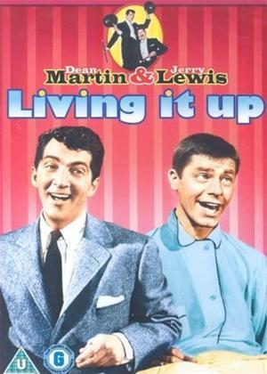 Rent Living It Up Online DVD Rental