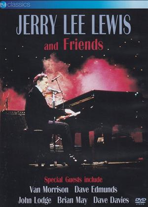 Rent Jerry Lee Lewis and Friends: Live Online DVD Rental