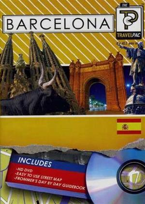 Rent Barcelona: The Travel-pac Guide Online DVD Rental