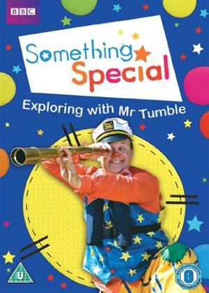 Rent Something Special: Exploring with Mr.Tumble Online DVD Rental