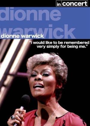 Rent Dionne Warwick: In Concert Online DVD Rental