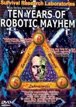 Rent Survival Research Laboratories: Ten Years of Robotic Mayhem Online DVD Rental