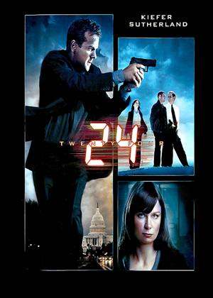 24 (Twenty Four) Online DVD Rental