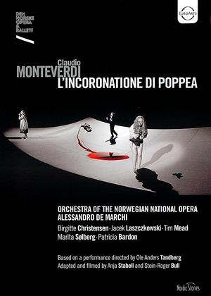 Rent L'incoronazione Di Poppea: Norwegian National Opera (De Marchi) Online DVD Rental