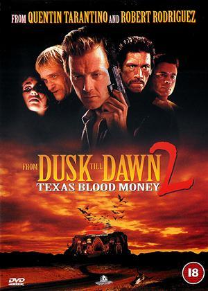 Rent From Dusk Till Dawn 2: Texas Blood Money Online DVD Rental