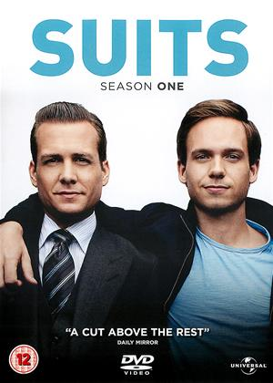 Rent Suits: Series 1 Online DVD Rental