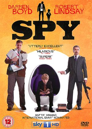 Rent Spy: Series 1 Online DVD & Blu-ray Rental