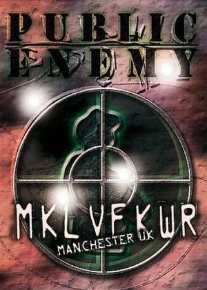 Rent Public Enemy: Revolverlution Tour 2003 Manchester UK Online DVD Rental