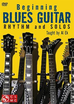 Rent Beginning Blues Guitar Online DVD Rental
