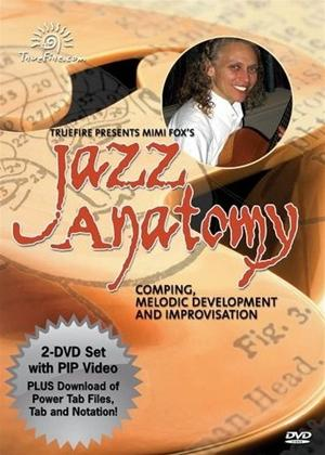 Rent Jazz Anatomy Online DVD Rental