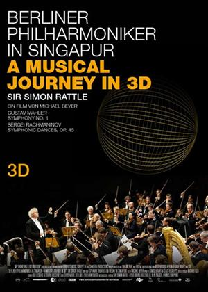 Rent A Musical Journey: Berlin Philharmoniker Online DVD Rental