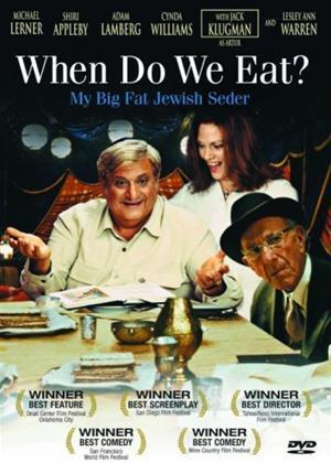 Rent When Do We Eat? Online DVD Rental