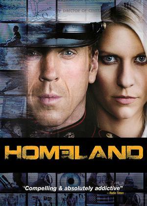 Homeland Online DVD Rental