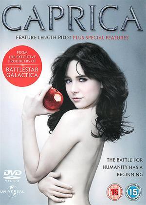 Rent Caprica: The Pilot Online DVD Rental