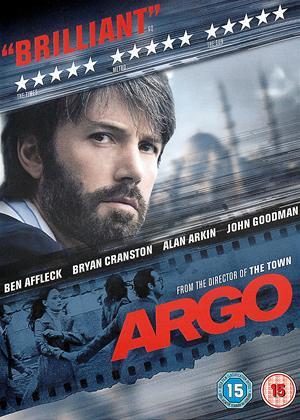 Argo Online DVD Rental