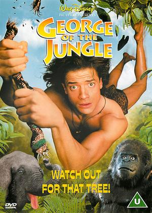George of the Jungle Online DVD Rental