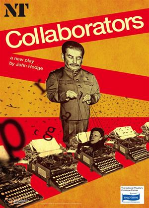 Rent National Theatre: Collaborators Online DVD Rental