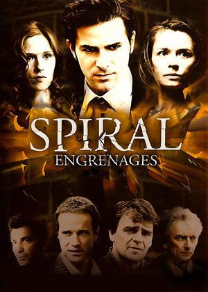 Rent Spiral (aka Engrenages) Online DVD & Blu-ray Rental