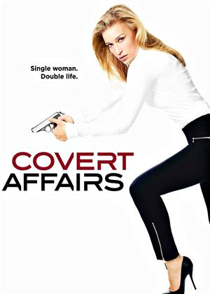 Rent Covert Affairs Online DVD & Blu-ray Rental