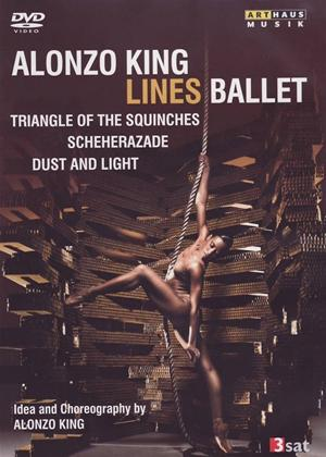 Rent Alonzo King Lines Ballet (Triangle of the Squinches) Online DVD Rental