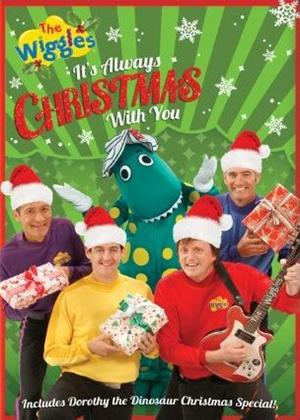 Rent The Wiggles: It's Always Christmas with You! Online DVD Rental
