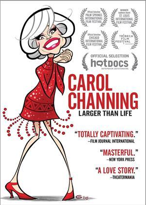 Rent Carol Channing: Larger Than Life Online DVD Rental
