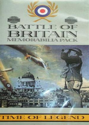 Rent Battle of Britain: Memorabilia Pack: Time of Legend Online DVD Rental