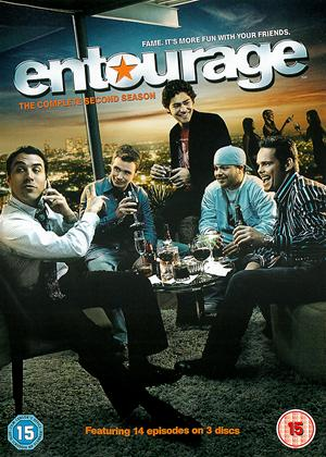 Rent Entourage: Series 2 Online DVD & Blu-ray Rental