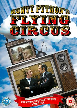 Rent Monty Python's Flying Circus: Series 1 Online DVD Rental