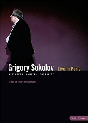 Rent Grigory Sokolov: Live in Paris Online DVD & Blu-ray Rental