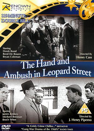 Rent The Hand / The Ambush of Leopard Street Online DVD Rental