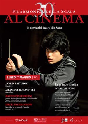 Rent Francheschini/Rachmaninov: Filarmonica Della Scala Online DVD Rental