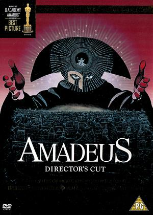 Rent Amadeus Online DVD Rental