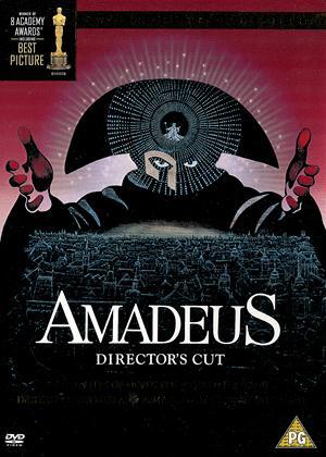 Amadeus Online DVD Rental