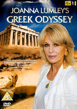 Rent Joanna Lumley's Greek Odyssey Online DVD Rental