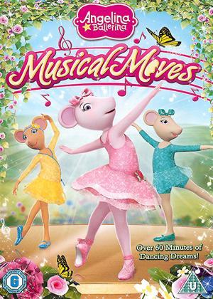 Rent Angelina Ballerina: Musical Moves Online DVD Rental