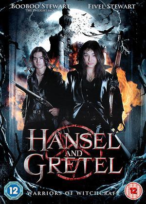 Rent Hansel and Gretel: Warriors of Witchcraft Online DVD Rental