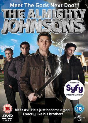Rent The Almighty Johnsons: Series 1 Online DVD Rental
