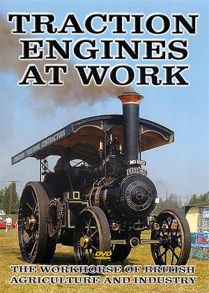 Rent Traction Engines at Work Online DVD Rental