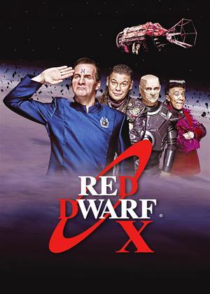 Red Dwarf Online DVD Rental