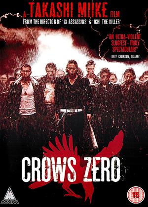 Rent Crows Zero (aka Kurôzu Zero) Online DVD Rental