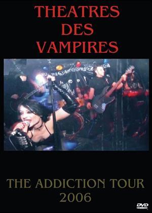 Rent Theatres Des Vampires: Addiction Tour 2006 Online DVD Rental
