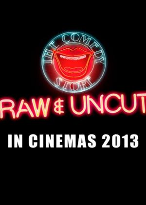 Rent The Comedy Store: Raw and Uncut: Show 3 Online DVD Rental