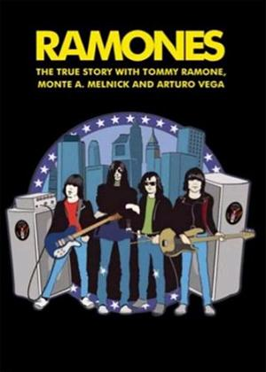Rent The Ramones: The True Story Online DVD Rental