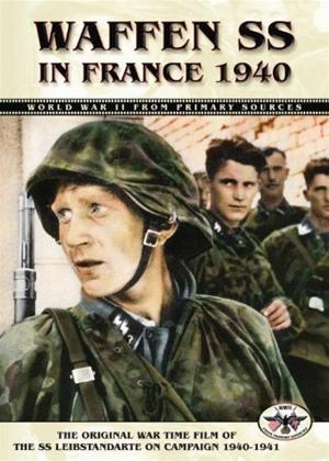 Rent Waffen SS in France 1940 Online DVD Rental