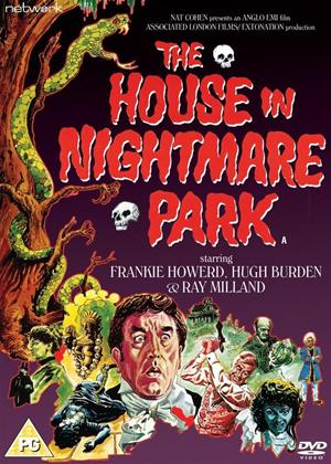 Rent The House in Nightmare Park Online DVD Rental