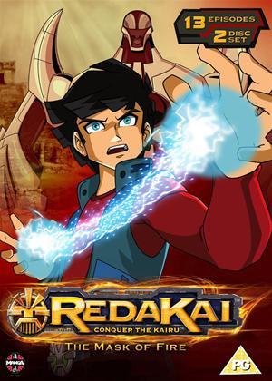 Rent Redakai: Conquer the Kairu: The Mask of Fire Online DVD Rental