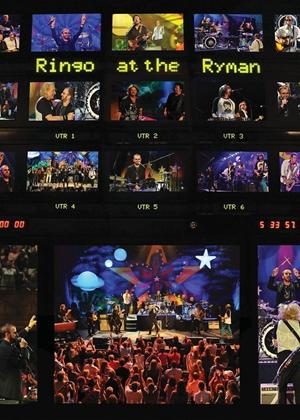 Rent Ringo Starr and His All Starr Band 2012: Ringo at the Ryman Online DVD Rental